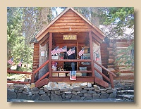 Navajo Lake Lodge - Front Desk & General Store
