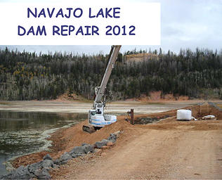 Click here for more infromation about the Dam repair 2012